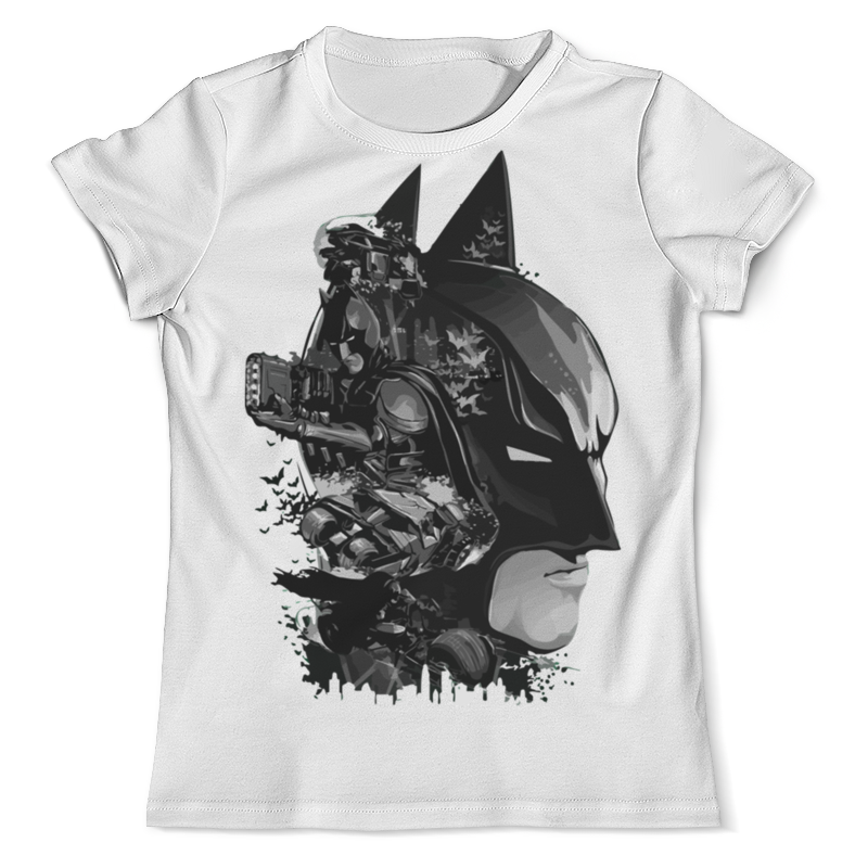 Футболка с полной запечаткой (мужская) Printio Бэтмен (batman) костюм загадочника batman 52