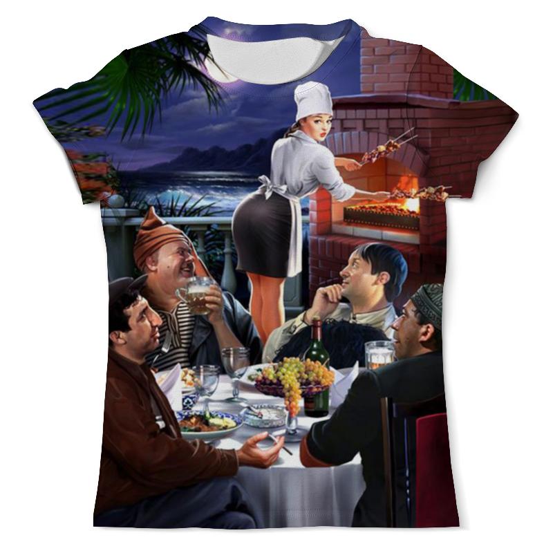 Printio Кавказская пленница (1) футболка с полной запечаткой мужская printio кавказская пленница 1
