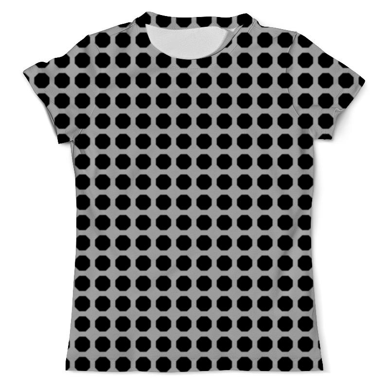 Футболка с полной запечаткой (мужская) Printio Abstract styles