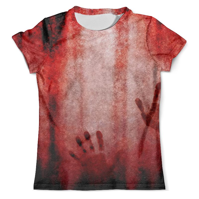 Футболка с полной запечаткой (мужская) Printio Blood футболка с полной запечаткой мужская printio spartacus blood and sand
