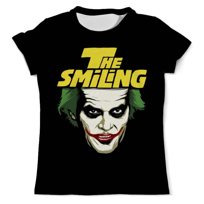 Футболка с полной запечаткой (мужская) Printio Джокер футболка мужская bc 15 yt5817