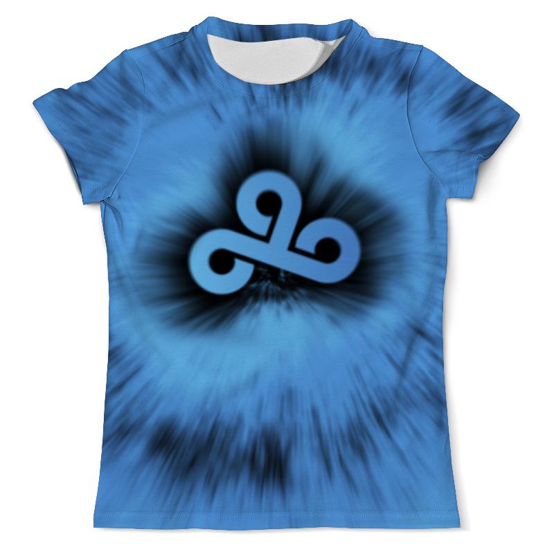 Футболка с полной запечаткой (мужская) Printio Team cloud 9 футболка с полной запечаткой мужская printio cs go cloud 9 the form 2018