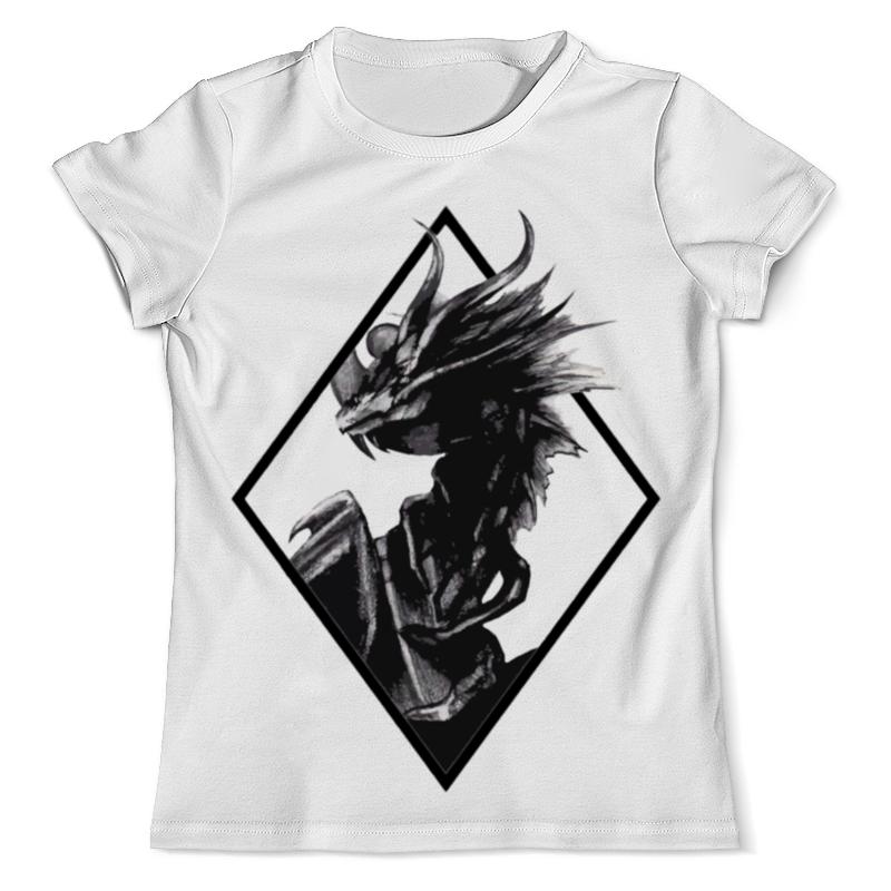 Printio Дракон ,графика , геометрия футболка с полной запечаткой мужская printio акварельная геометрия