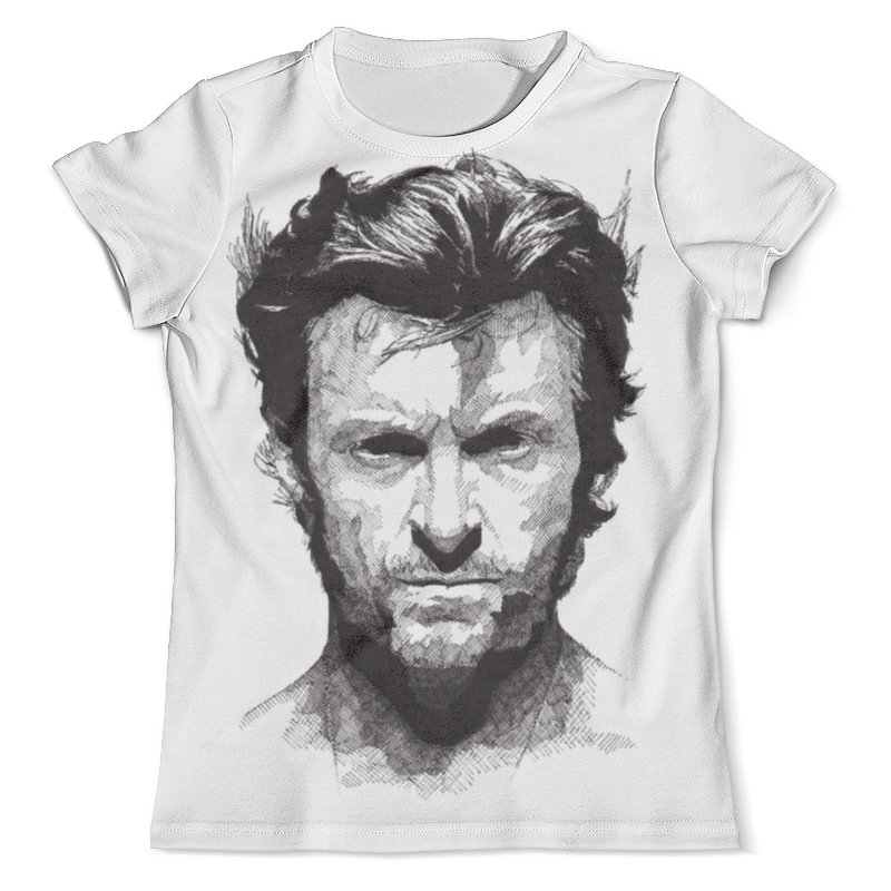 Футболка с полной запечаткой (мужская) Printio Росомаха футболка с полной запечаткой printio marvel росомаха