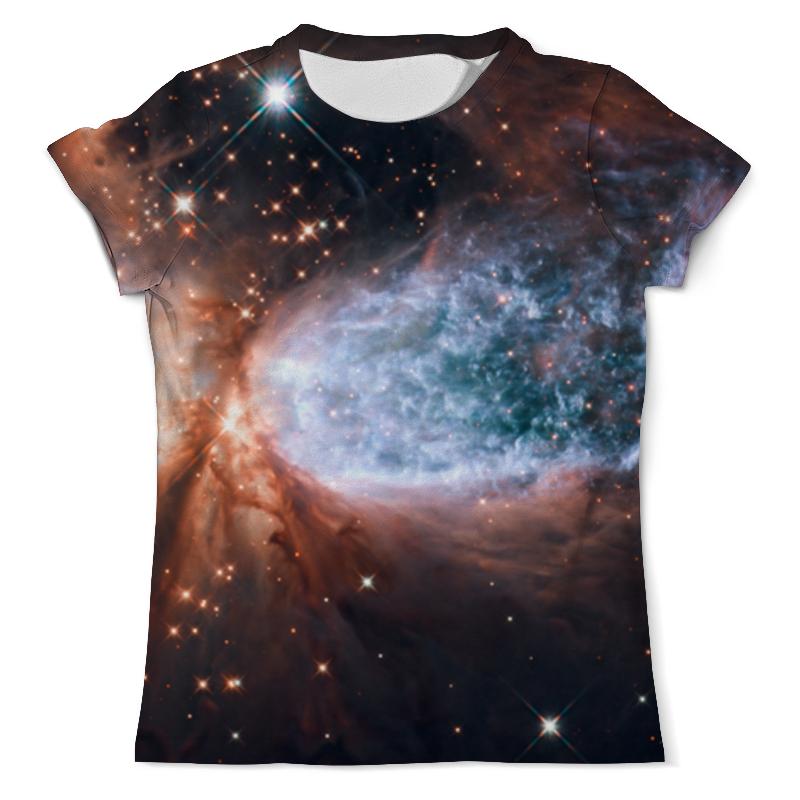 Футболка с полной запечаткой (мужская) Printio Deep space / глубокий космос футболка с полной запечаткой мужская printio космос space