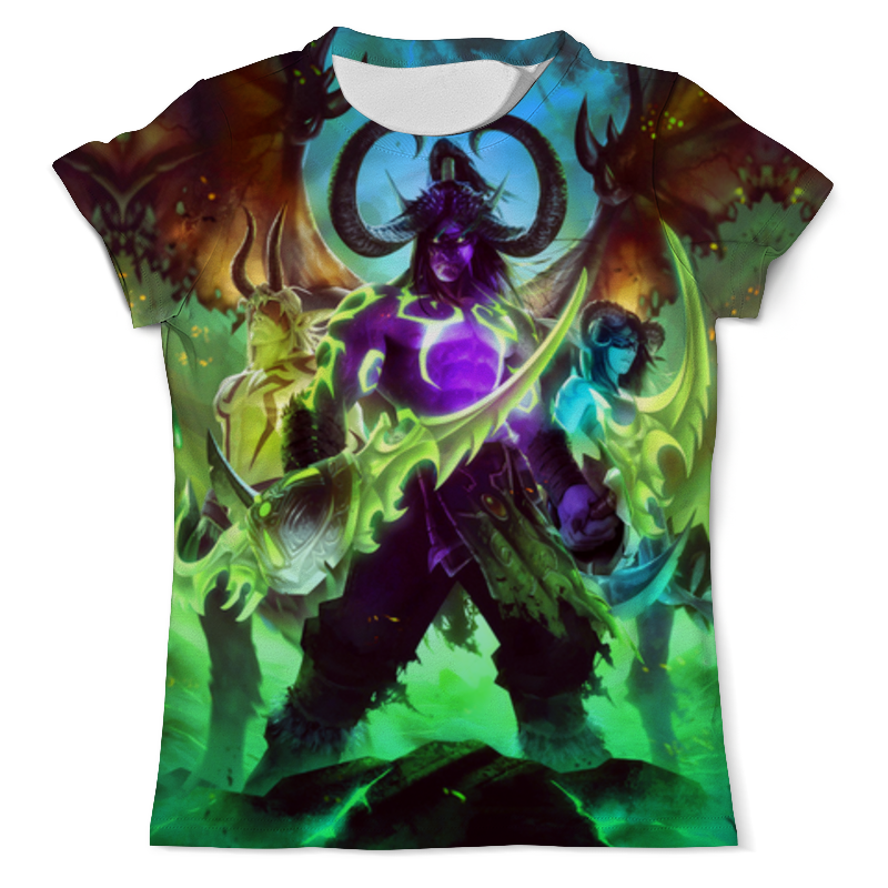 Printio Warcraft: illidan