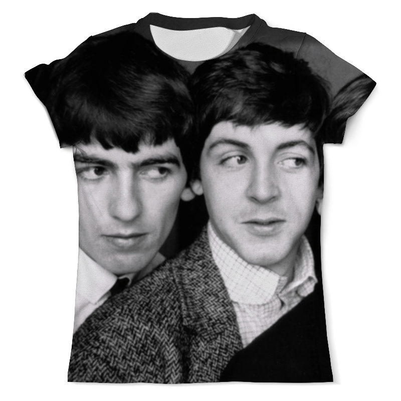 Printio Битлз (the beatles) футболка с полной запечаткой мужская printio the beatles 1
