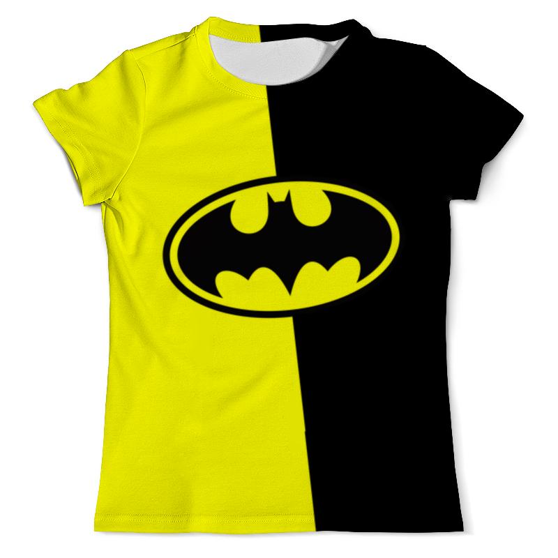 Футболка с полной запечаткой (мужская) Printio Batman (бэтмен) футболка с полной запечаткой мужская printio the lego batman movie