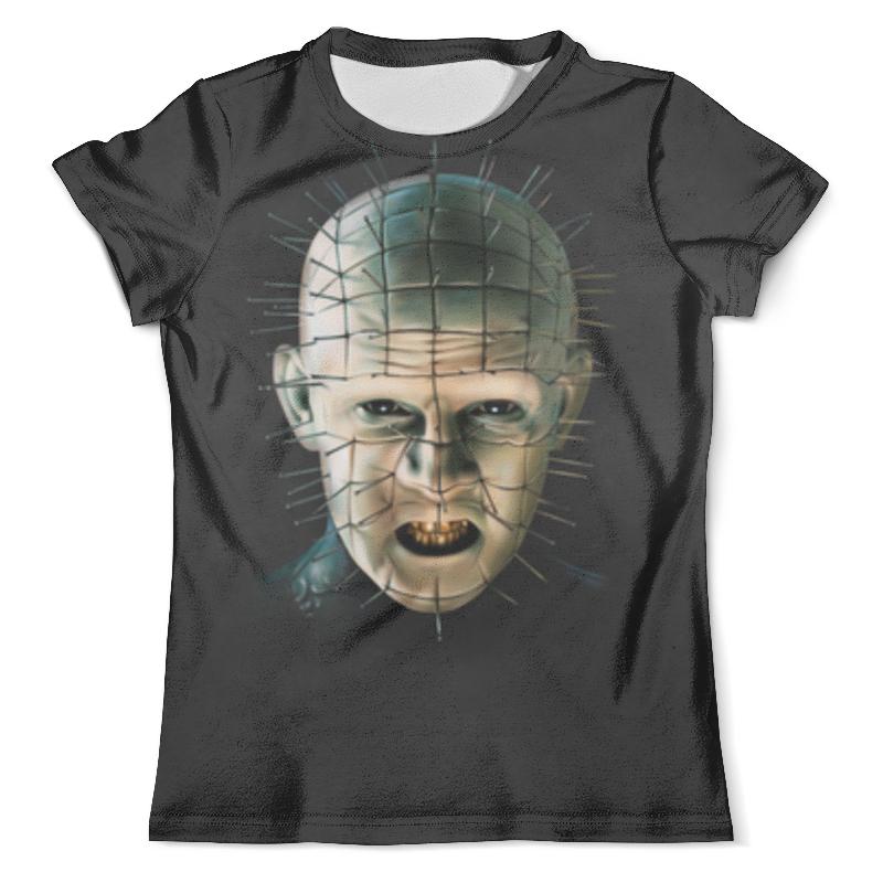 Футболка с полной запечаткой (мужская) Printio Пинхед (восставший из ада) футболка wearcraft premium printio пинхед восставший из ада