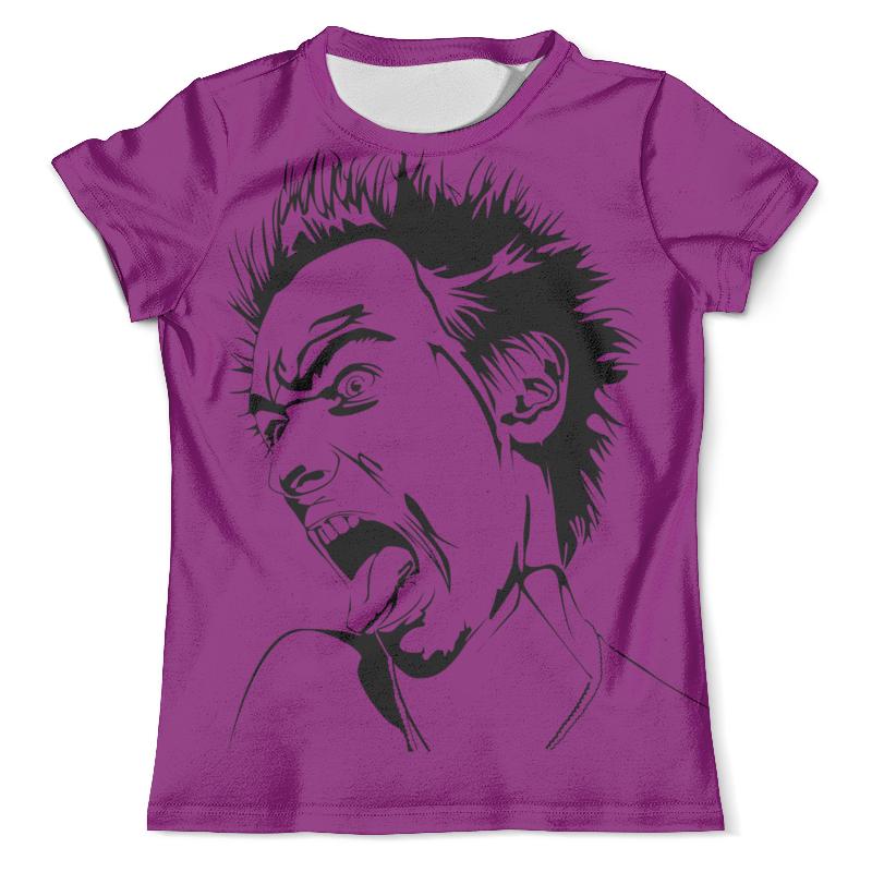 Футболка с полной запечаткой (мужская) Printio Стиль арт-фэшн crazy man футболка с полной запечаткой мужская printio crazy people