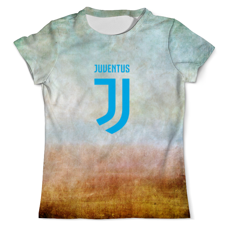 Футболка с полной запечаткой (мужская) Printio Juventus