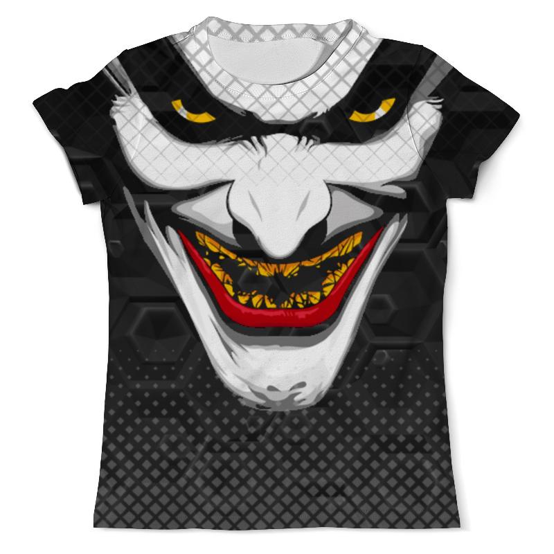 Футболка с полной запечаткой (мужская) Printio The joker design (new) new design jiwannian lpg