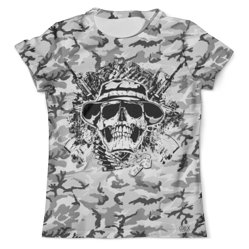 Футболка с полной запечаткой (мужская) Printio Bad to the boonie футболка с полной запечаткой мужская printio to the rats and wolves