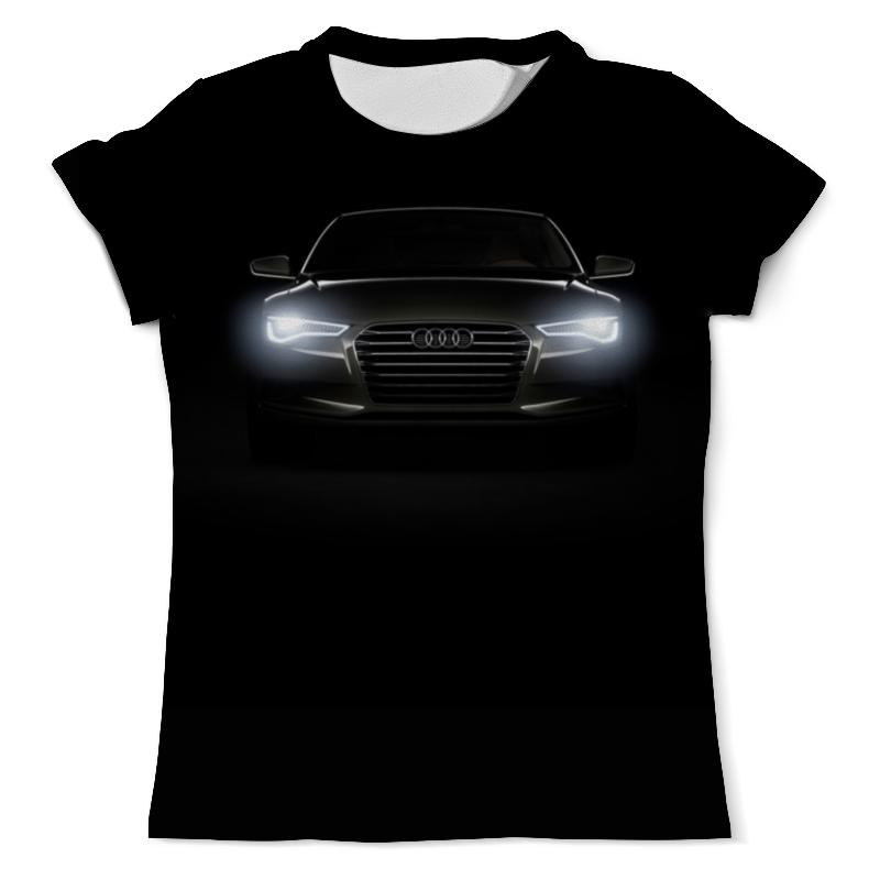 Футболка с полной запечаткой (мужская) Printio Audi (ауди) футболка ауди