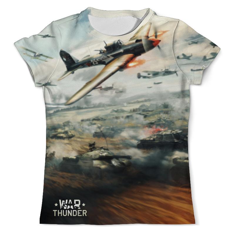 Printio War thunder футболка war thunder