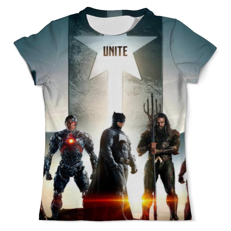 Фото - Printio Лига справедливости футболка с полной запечаткой мужская printio лига справедливости