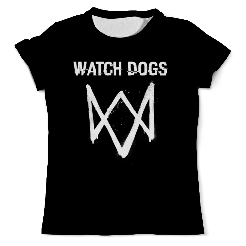 Printio Watch dogs цена и фото