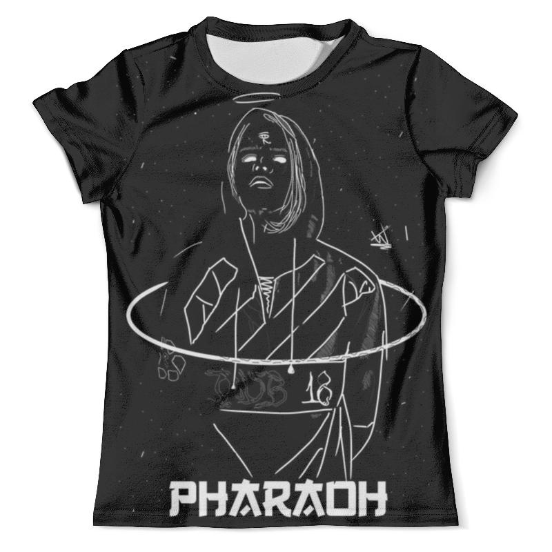 Футболка с полной запечаткой (мужская) Printio Pharaoh футболка с полной запечаткой женская printio pharaoh