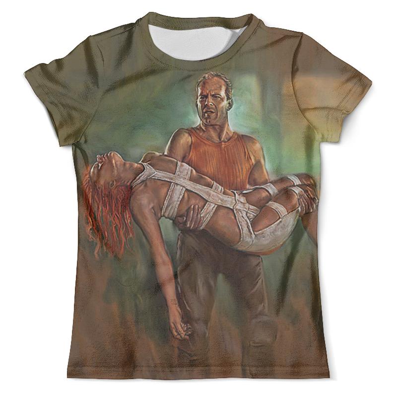 Футболка с полной запечаткой (мужская) Printio Fifth element футболка с полной запечаткой женская printio fifth element