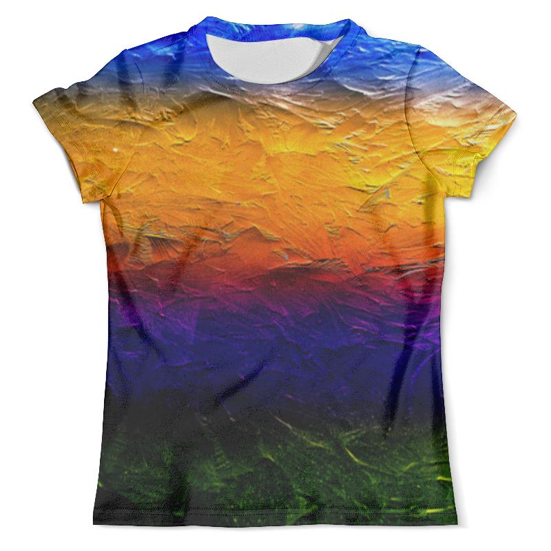 Футболка с полной запечаткой (мужская) Printio Живопись футболка с полной запечаткой мужская printio сара керриган старкрафт