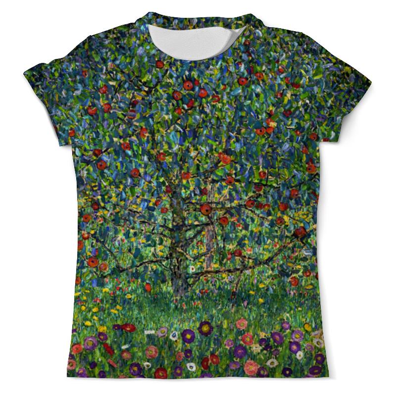 Printio Яблоня i (густав климт) футболка с полной запечаткой мужская printio большой тополь ii густав климт