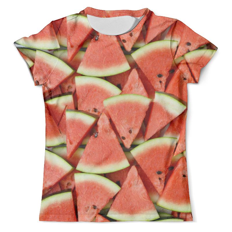Футболка с полной запечаткой (мужская) Printio Watermelon