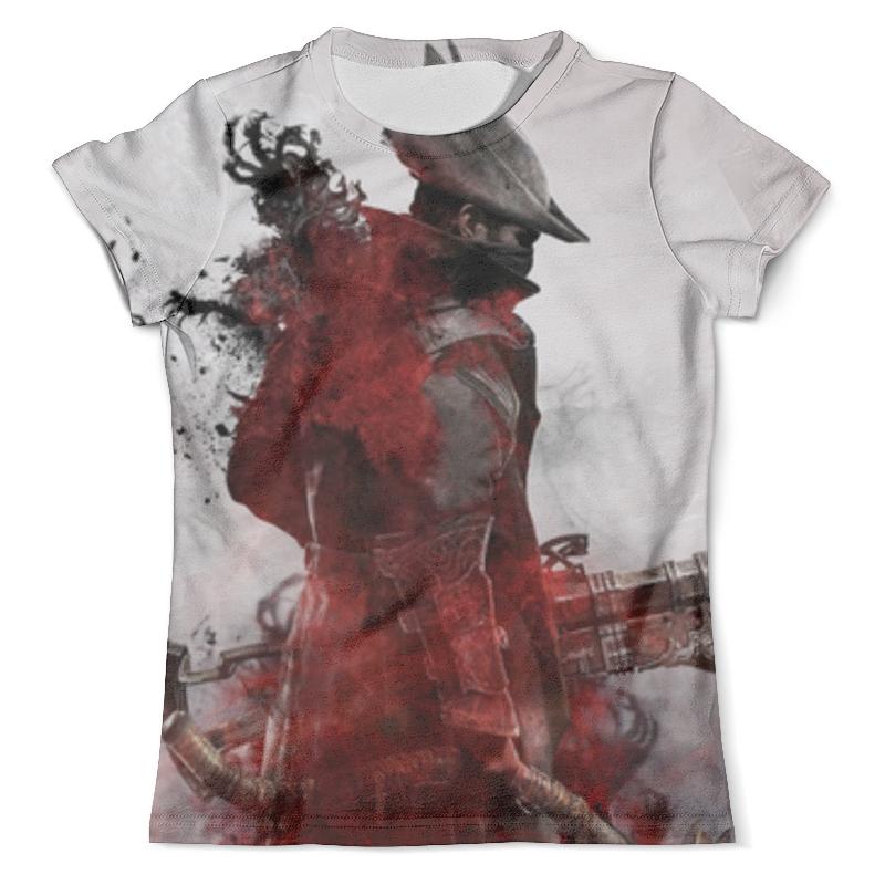 Футболка с полной запечаткой (мужская) Printio Bloodborne футболка с полной запечаткой мужская printio фрактальная эзотерика мандалы