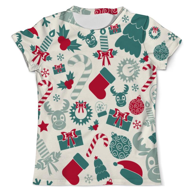 Printio Новогоднее настроение свитшот мужской с полной запечаткой printio новогоднее настроение