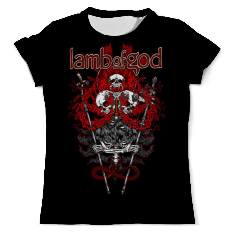 цена на Printio Lamb of god