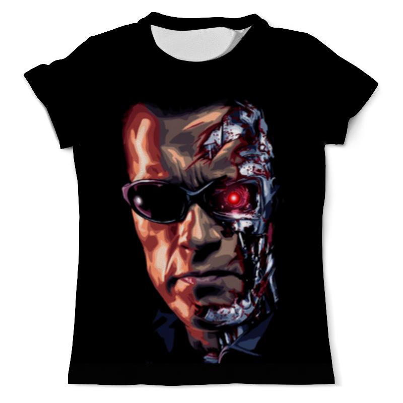 Printio Terminator футболка с полной запечаткой мужская printio солдаты смерти