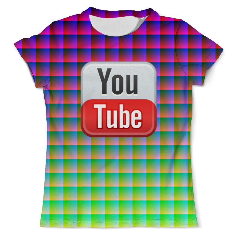 Printio Youtube купальник youtube