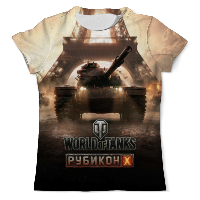 Printio World of tanks hobby world настольная игра world of tanks rush второй фронт