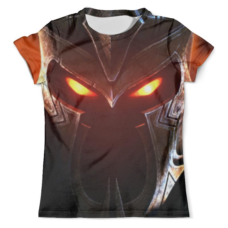 Футболка с полной запечаткой (мужская) Printio Overlord футболка с полной запечаткой мужская printio overlord
