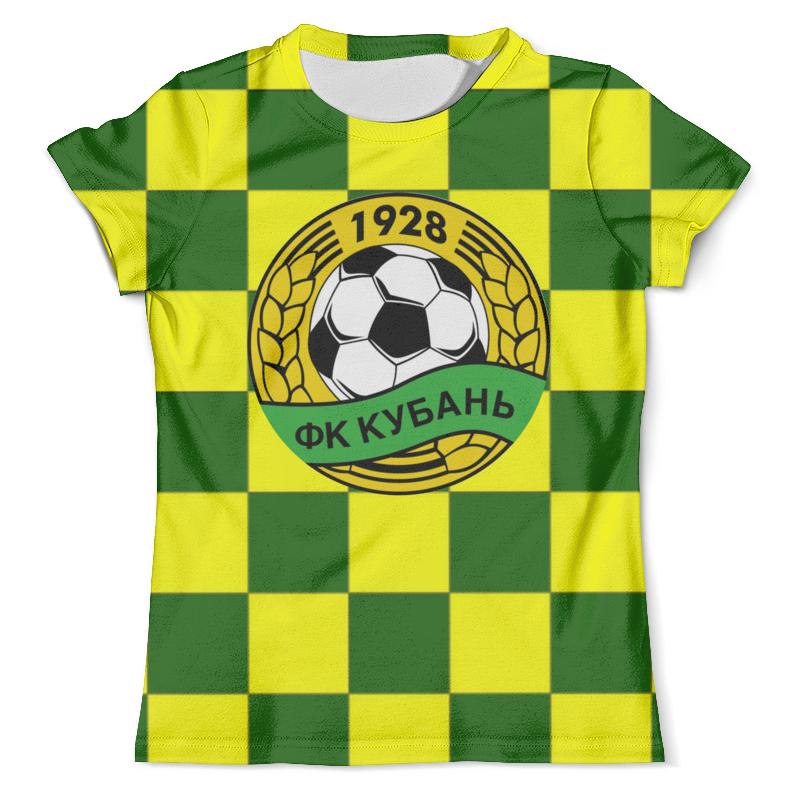 Футболка с полной запечаткой (мужская) Printio Кубань пфк толстовка с полной запечаткой printio кубань пфк