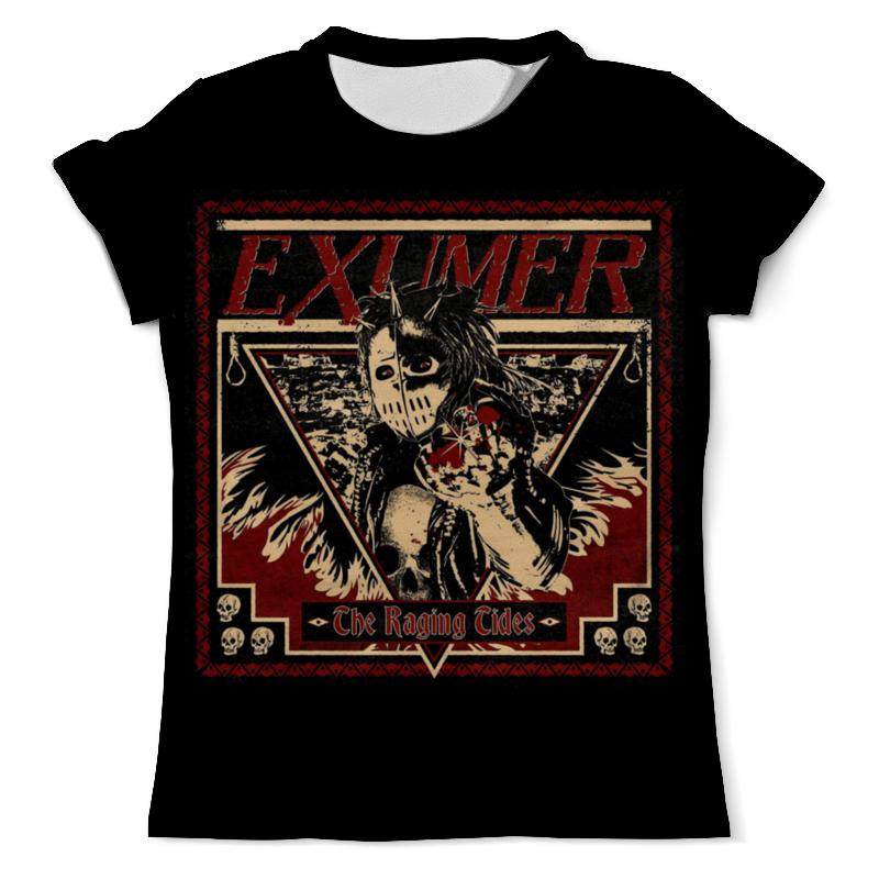 лучшая цена Футболка с полной запечаткой (мужская) Printio Exumer (thrash metal band)