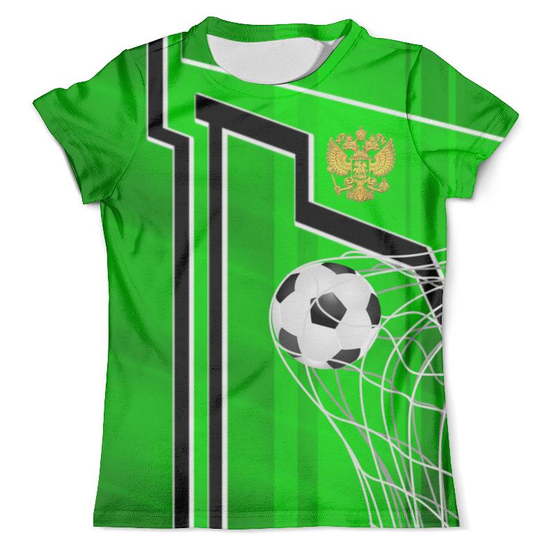 Футболка с полной запечаткой (мужская) Printio Россия design
