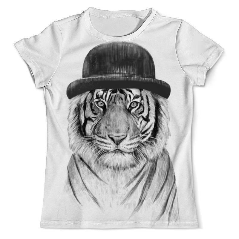 Футболка с полной запечаткой (мужская) Printio Gentleman 3d футболка с полной запечаткой женская printio gentleman
