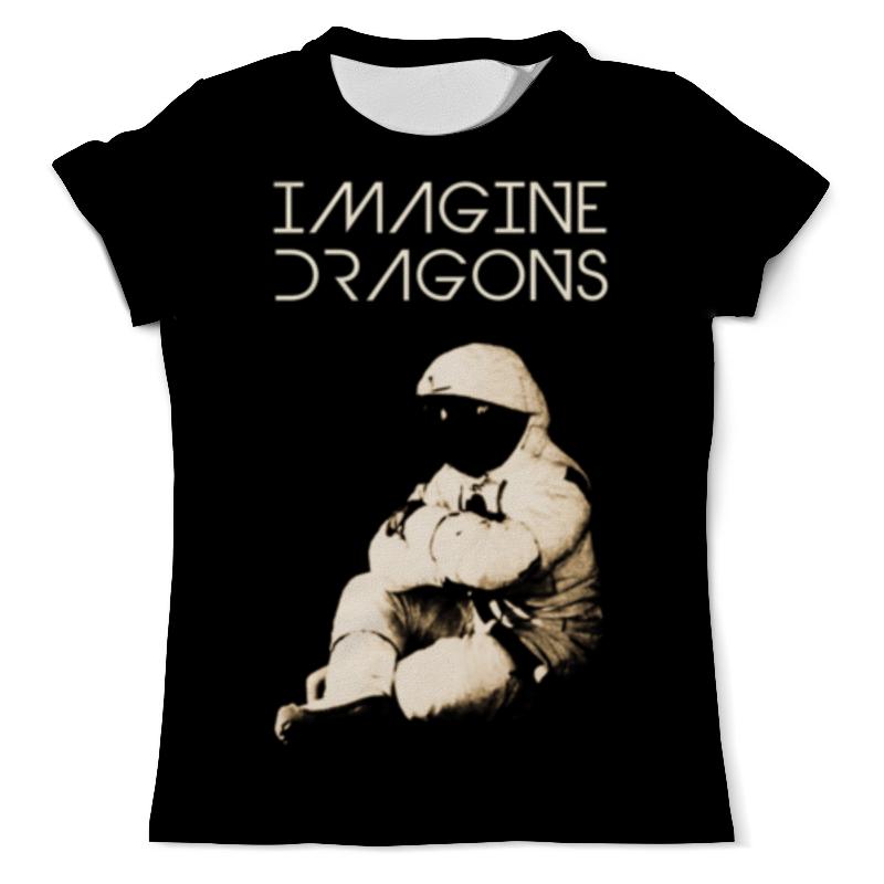 Футболка с полной запечаткой (мужская) Printio Imagine dragons