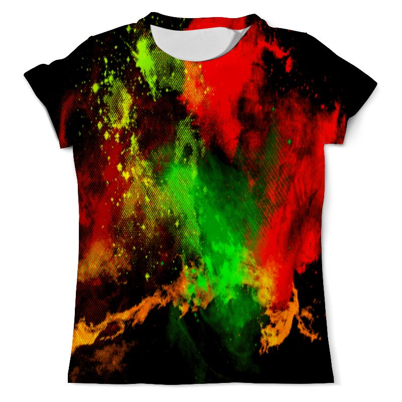 Футболка с полной запечаткой (мужская) Printio Брызги красок футболка с полной запечаткой женская printio брызги красок