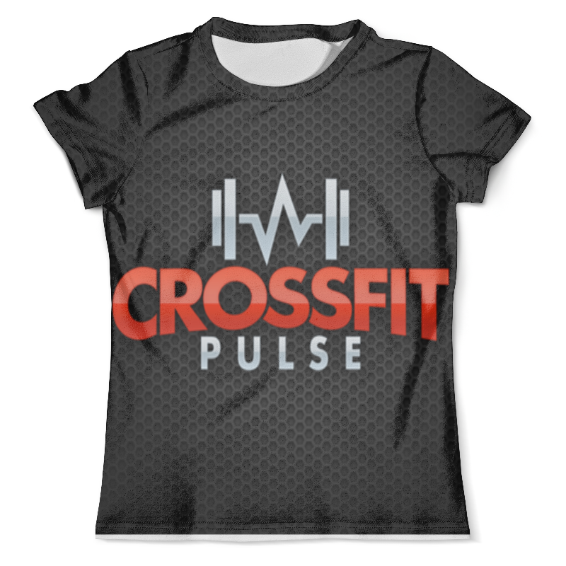 Футболка с полной запечаткой (мужская) Printio Crossfit pulse мужская футболка dermay crossfit jap225