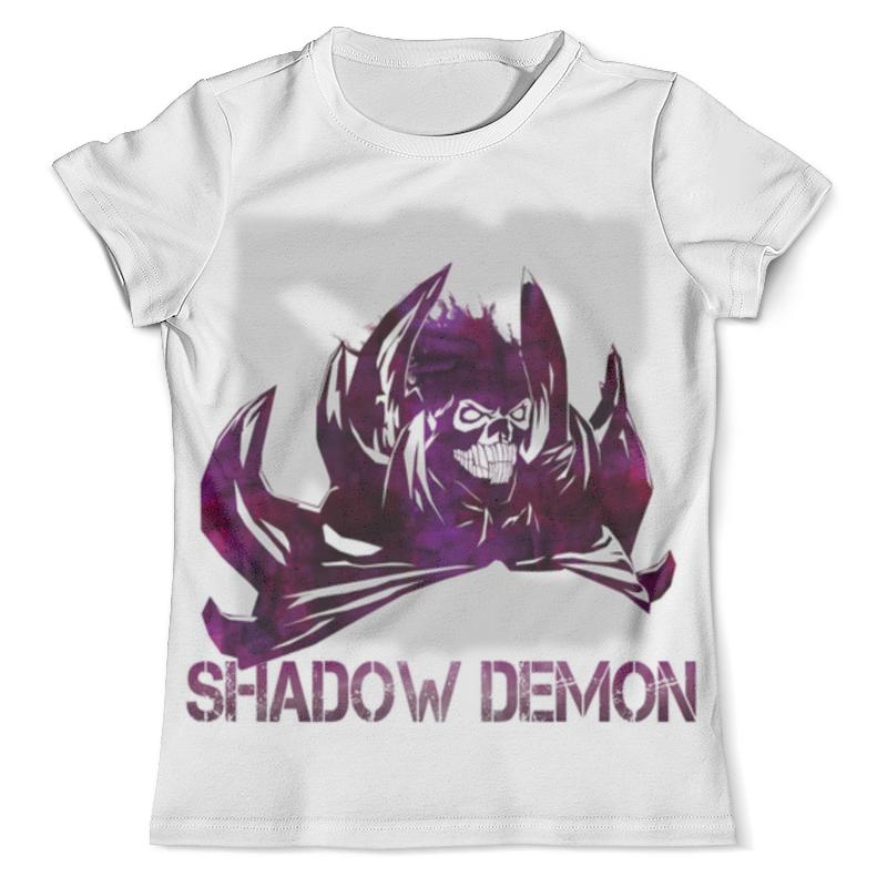 Футболка с полной запечаткой (мужская) Printio Shadow demon dota 2 футболка с полной запечаткой мужская printio faceless void dota 2