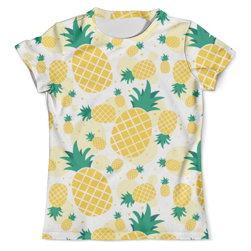 Футболка с полной запечаткой (мужская) Printio Ananas design футболка с полной запечаткой мужская printio ananas design