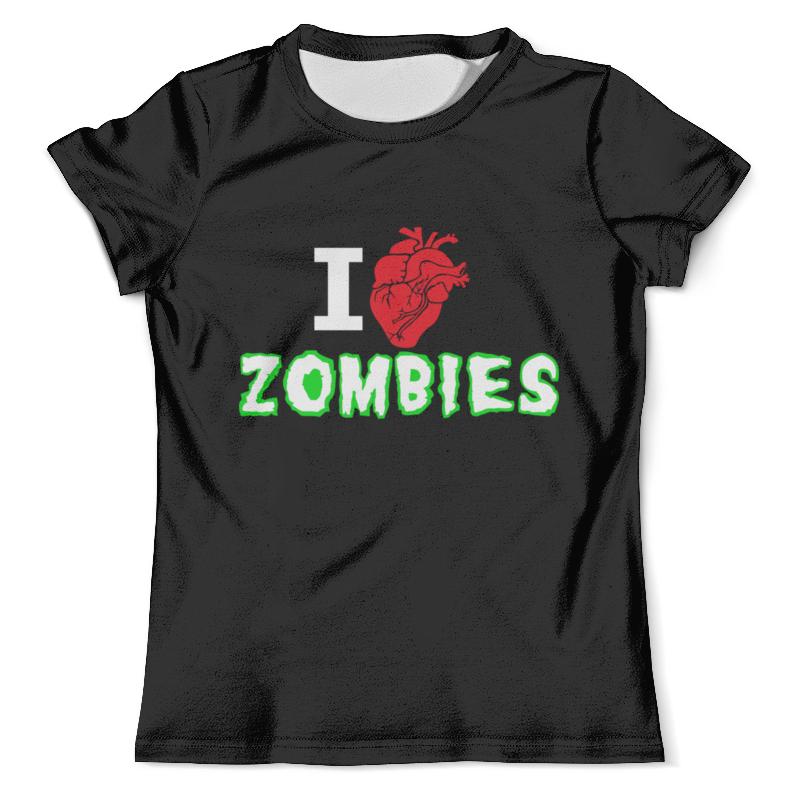 Футболка с полной запечаткой (мужская) Printio Zombies ( зомби ) футболка с полной запечаткой мужская printio winnie the pooh zombies