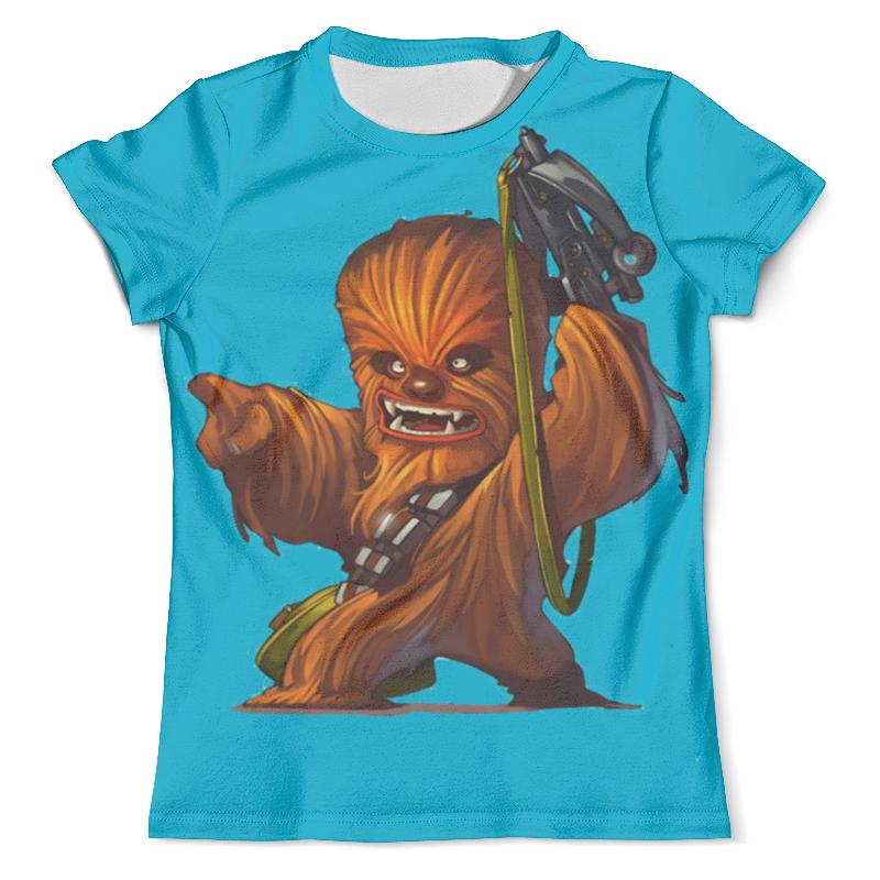 Футболка с полной запечаткой (мужская) Printio Swag wars - star wars футболка star wars
