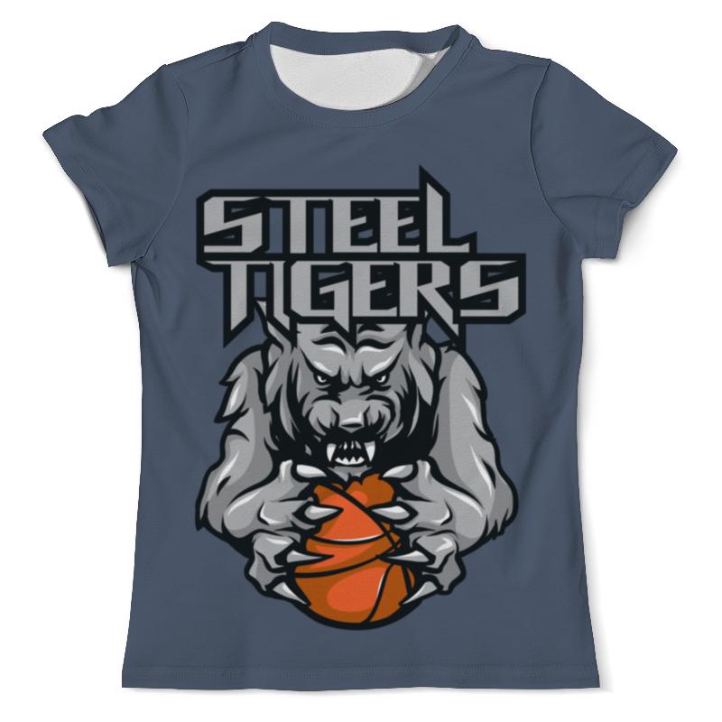 Printio Тигры футболка с полной запечаткой мужская printio тигра