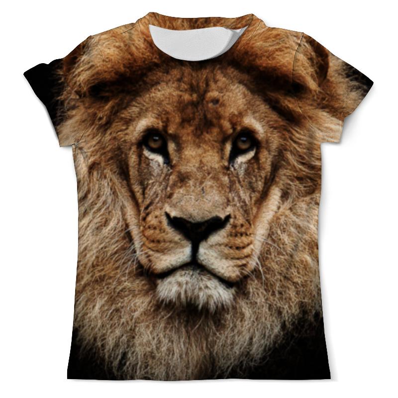 Printio Лев - царь зверей цена и фото
