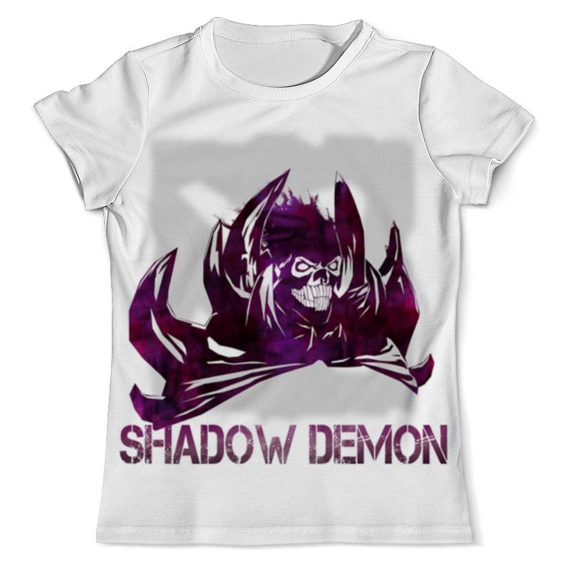 Футболка с полной запечаткой (мужская) Printio Shadow demon dota 2 футболка с полной запечаткой мужская printio герои dota 2
