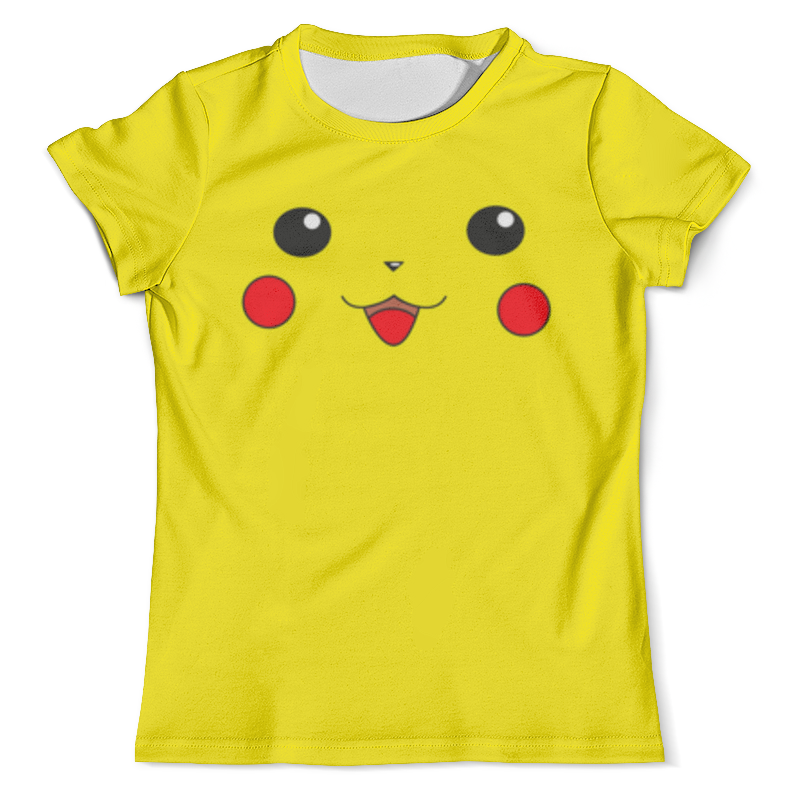 Футболка с полной запечаткой (мужская) Printio Pokemon go футболка с полной запечаткой мужская printio pokemon lapras
