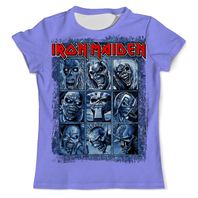 Футболка с полной запечаткой (мужская) Printio Iron maiden band футболка с полной запечаткой мужская printio iron maiden