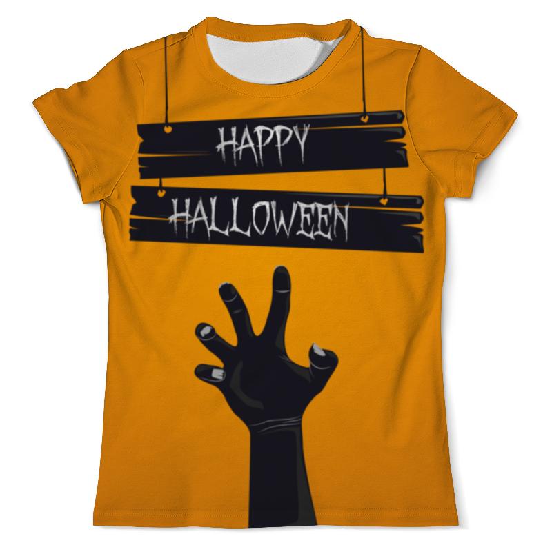 Футболка с полной запечаткой (мужская) Printio Happy halloween футболка с полной запечаткой мужская printio happy castle halloween